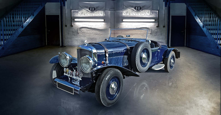 Bentley 6 Special