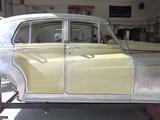 Rolls Royce S3 metalwork