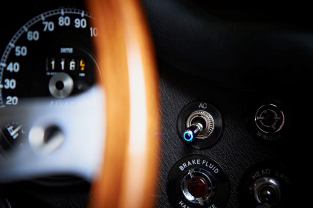 E type dashboard