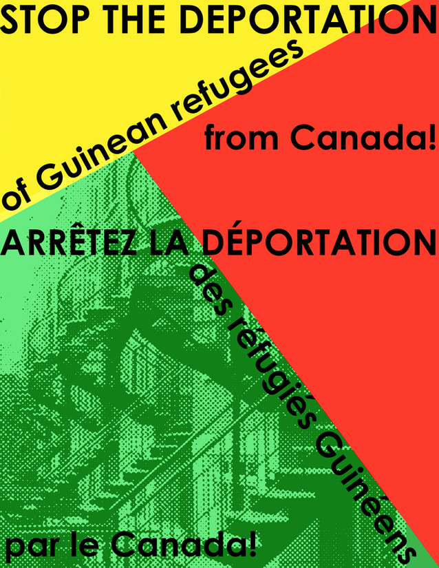 Stop the Deportations