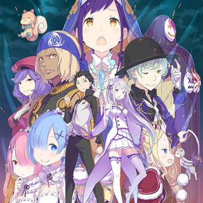 RE: ZERO THE PROPHECY OF THE THRONE NOS MUESTRA SU OPENING