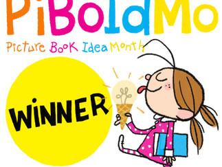 Winner -- PiBoIdMo