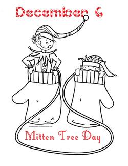 Mitten Tree Day