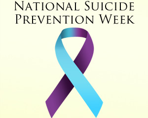 Suicide, Robin Williams, and Suicide Prevention Week
