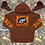 Thumbnail: Pablo 2.0 hoodie (chocolate)