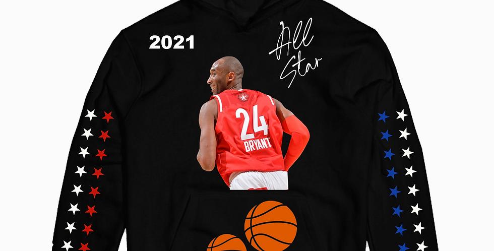 Forever Kobe AllStar Hoodie (Black)
