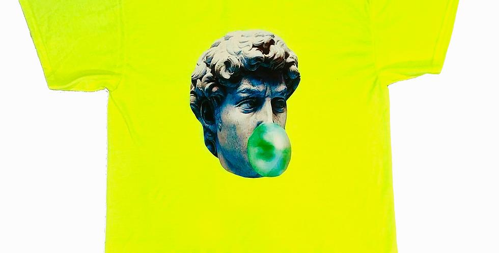 Pop art tshirt (neon)