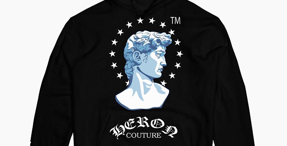 All Star Statue Hoodie (Black)