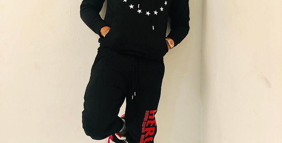 Freedom hoodie (black)