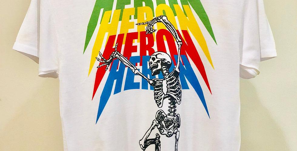 Heron parade t-shirt