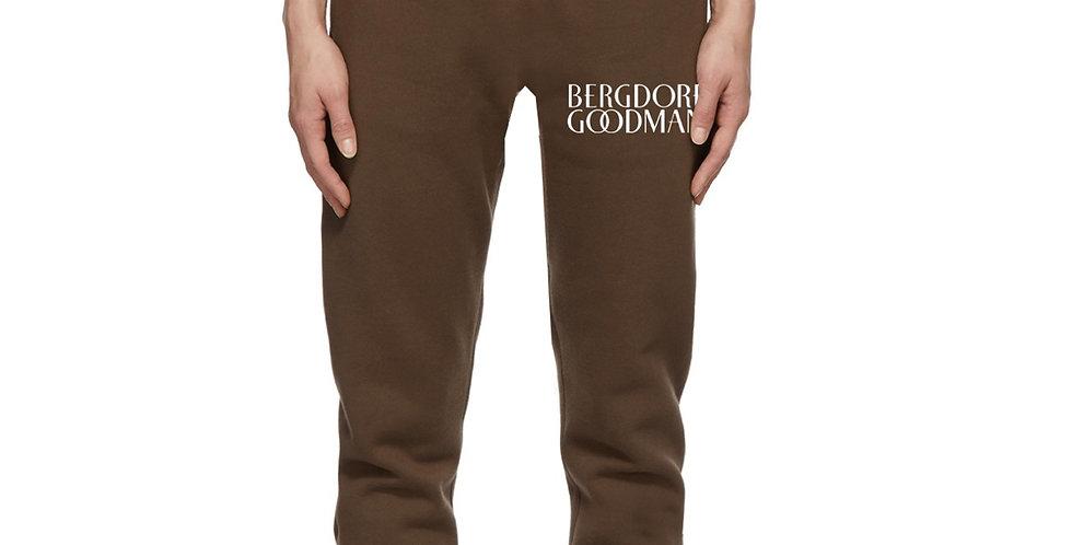 Bergdoff Joggers (brown)