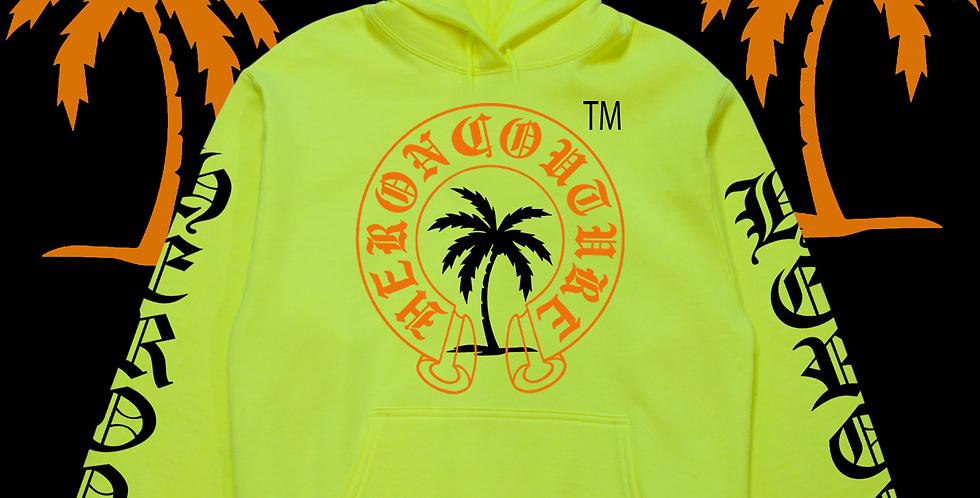 Old Paradise Hoodie (neon)