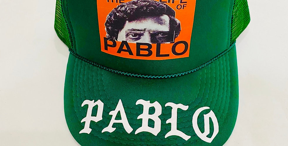 The Life of Pablo Trucker (Green)