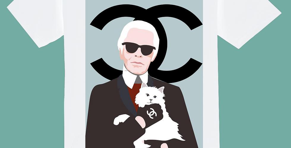 Karl The legend T-shirt