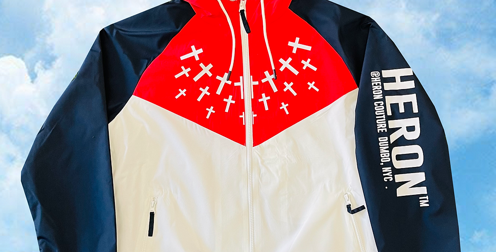 Protect your neck Windbreaker