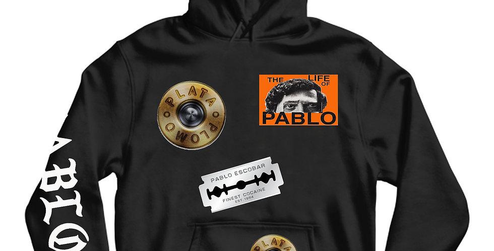 "Pablo ""Evidence"" Hoodie (Black)"