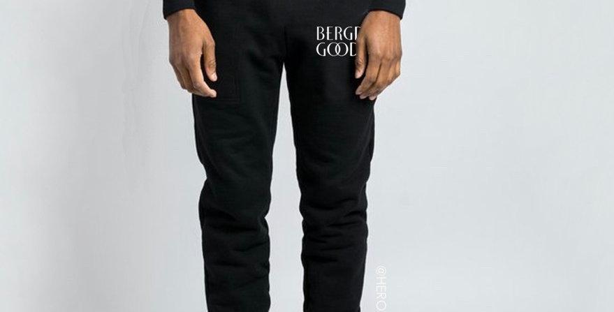 Bergdoff Joggers (Black)