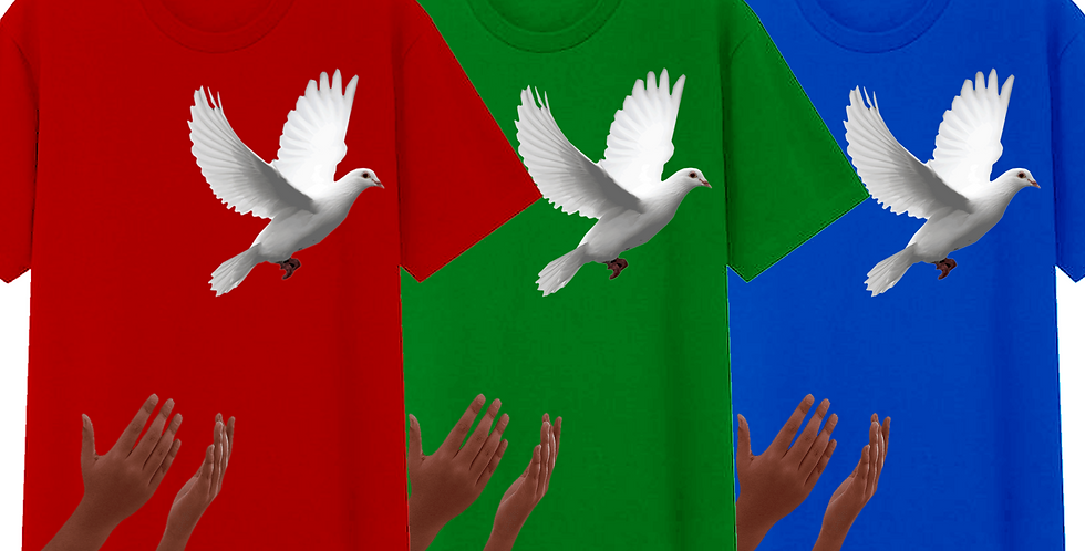 Dove Release T-shirt