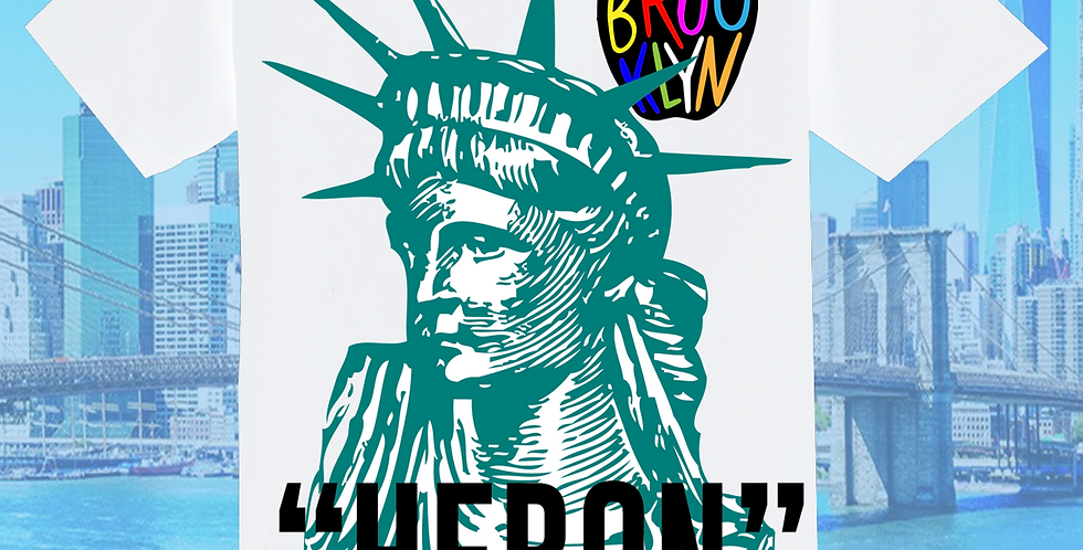 "Brooklyn ""Liberty"" T-shirt"