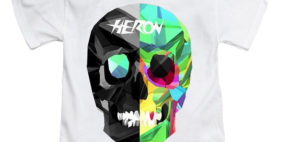 Kids Robo-skull t-shirt