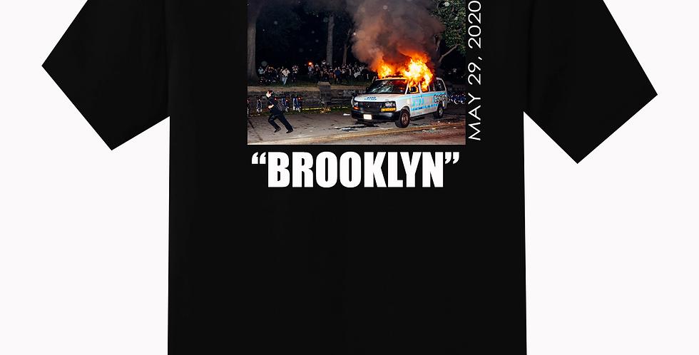 Brooklyn Aftermath T-shirt (Black)