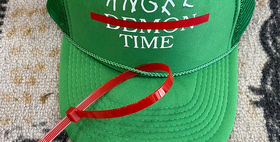 Angel Time Hat (Green)