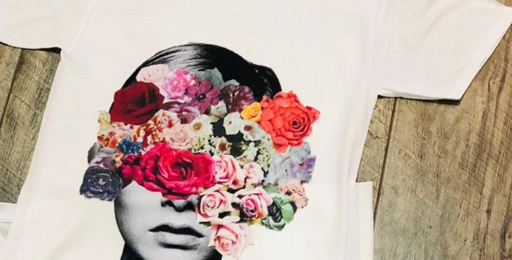 Botanical tshirt