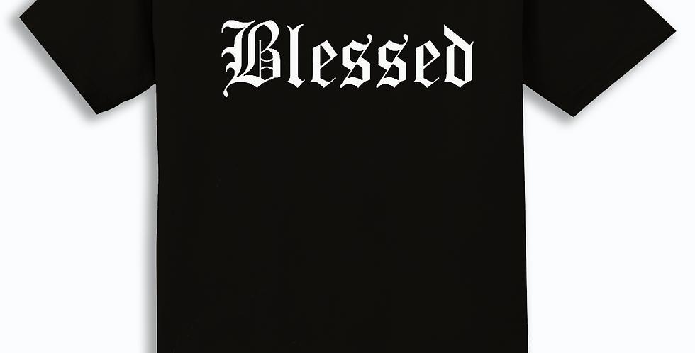 Blessed T-shirt (Black)