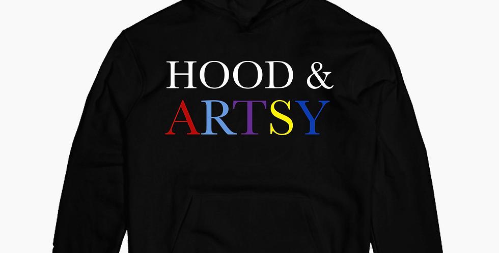 Hood & Artsy Hoodie (Limited Edition)