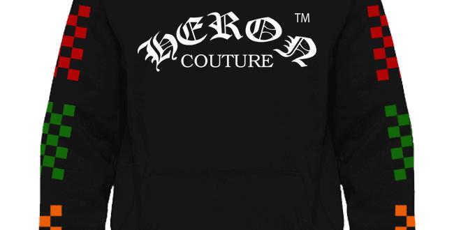 Color Block hoodie (Black)