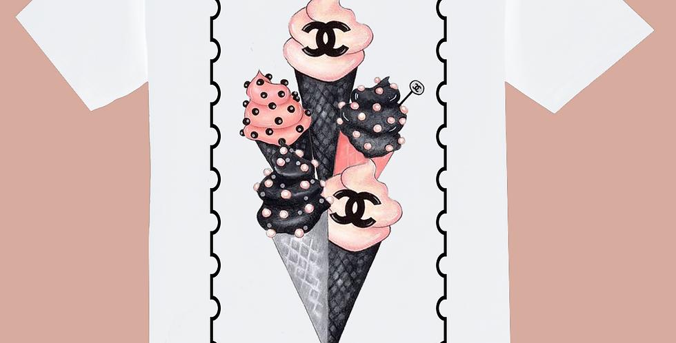 Designer cones T-shirt