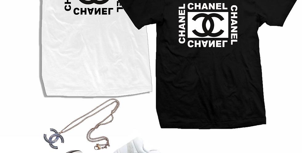 Basic Double C's T-shirt