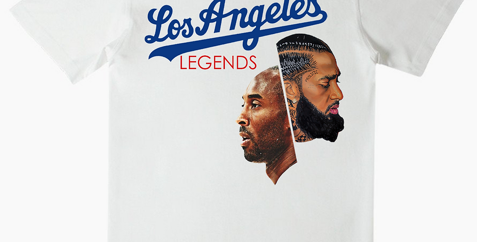 LA Legends T-shirt (White)