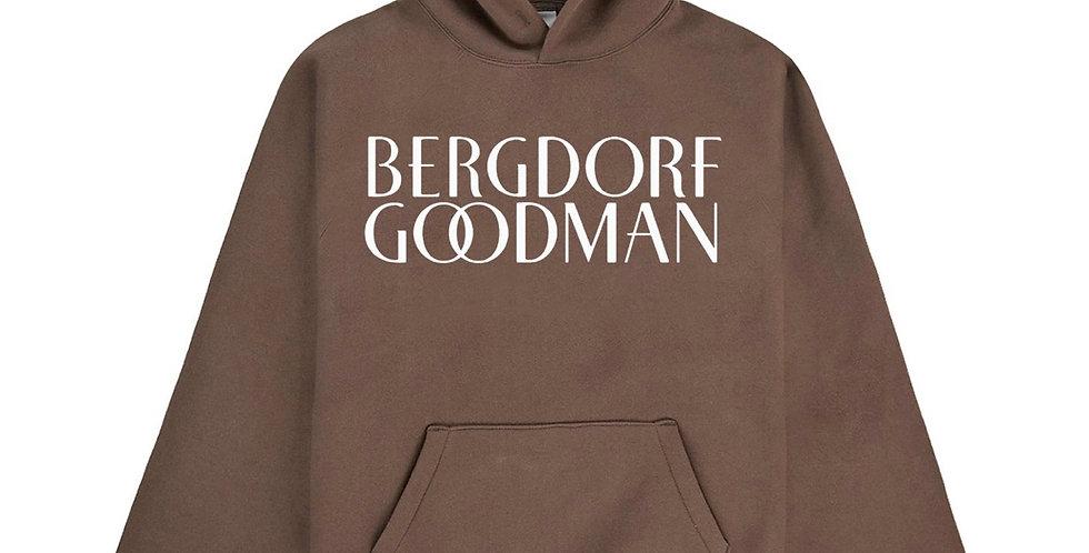 Bergdoff Hoodie (Brown)