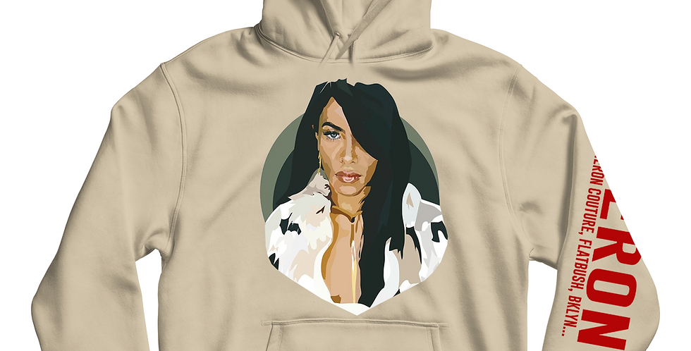 One in a million Hoodie (Tan)