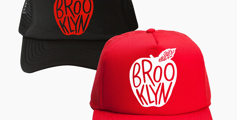 Big Apple Trucker Hats