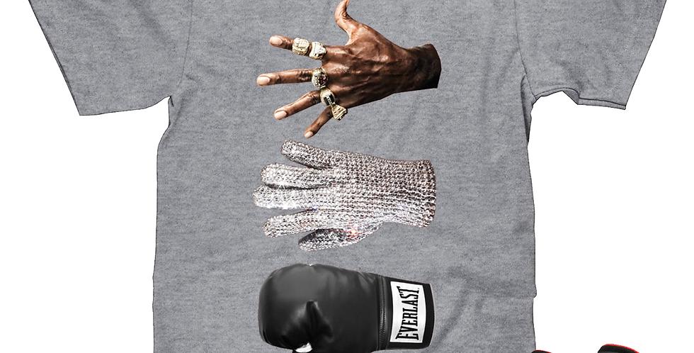 History T-shirt (gray)