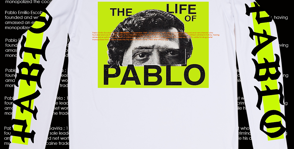 "Pablo ""Bio"" Top (Neon)"