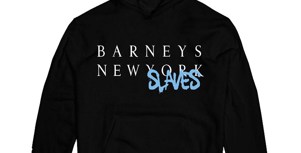 Barneys New slaves Hoodies (Black/Nc)