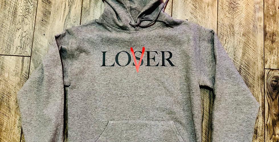 Lovers hoodie (Gray)