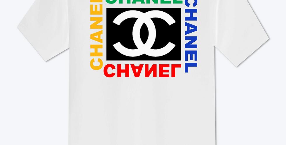 Double C'S Anniversary T-shirt (White)