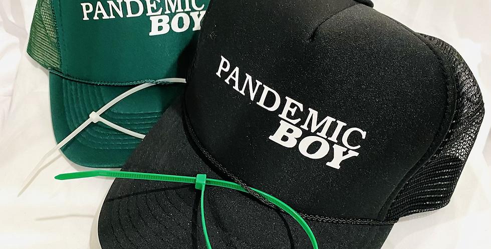 Pandemic Boy Trucker Hat