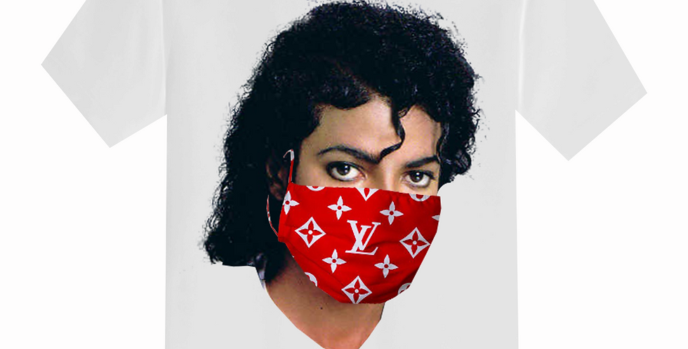 "MJ ""LV"" T-shirt"