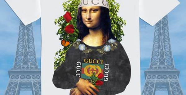 "Mona Lisa ""BOTANICAL"" T-SHIRT"