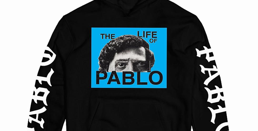 Pablo Hoodie (Black/Teal)