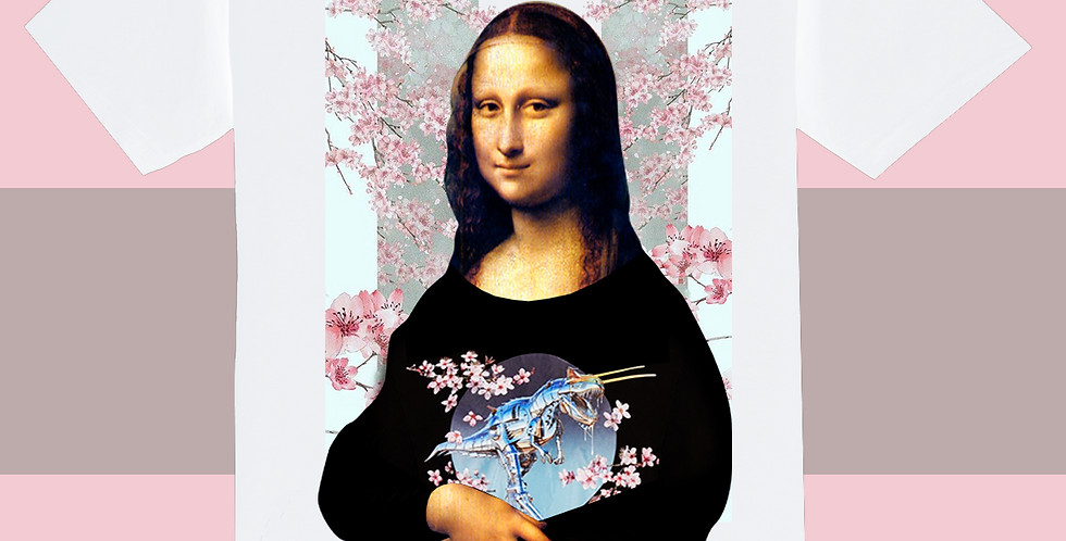 "Mona Lisa ""Fashion House"" T-shirt"