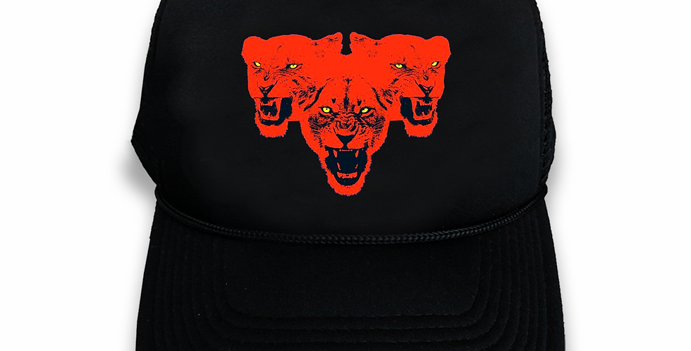 Always Hungry Hat (Black)