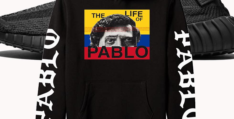 "Pablo ""Medellín"" Hoodie (Black)"