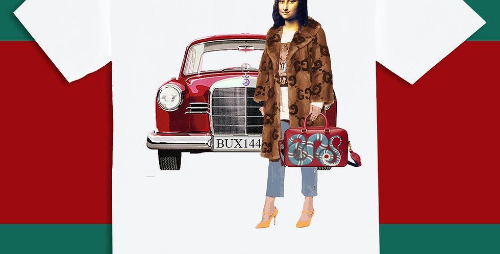"""Mona Lisa """"CLASSIC"""" T-SHIRT"""