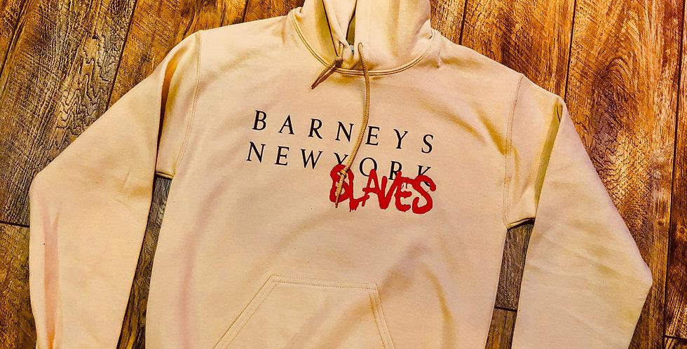 New slaves hoodie (Tan)